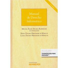 Manual de derecho informático 2020