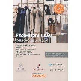 Fashion law 2020. (Derecho de la moda)