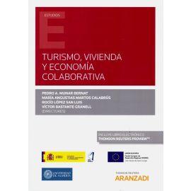Turismo, vivienda y economía colaborativa