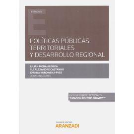 Políticas públicas territoriales y desarrollo regional