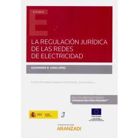 Regulación jurídica de las redes de electricidad