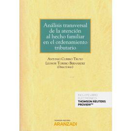 Análisis transversal de la atención al hecho familiar en el ordenamiento tributario