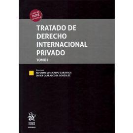 Tratado de Derecho Internacional Privado 2020. 3 Tomos