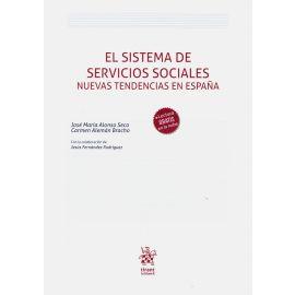 Sistema de servicios sociales. Nuevas tendencias en España