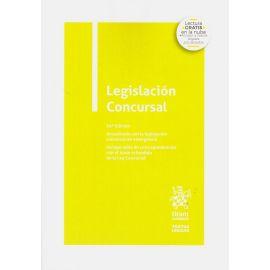 Legislación concursal 2020