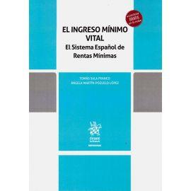 Ingreso mínimo vital. El Sistema Español de Rentas Mínimas