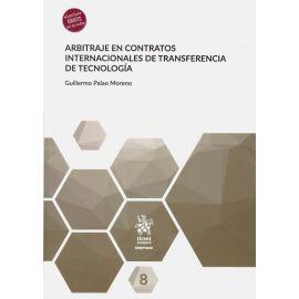 Arbitraje en contratos internacionales de transferencia de tecnología