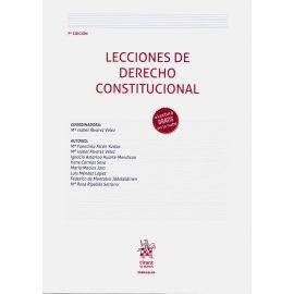 Lecciones de Derecho constitucional 2020