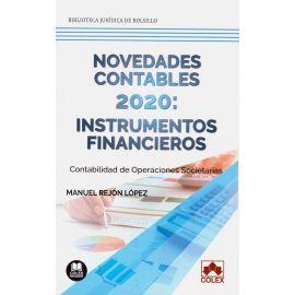 Novedades contables 2020: instrumentos financieros. Contabilidad de operaciones societarias