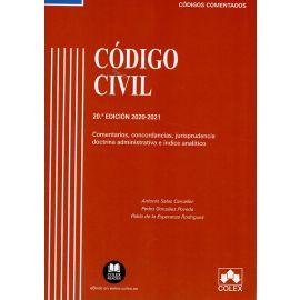 Código Civil 2020-2021 Comentarios, concordancias, jurisprudencia