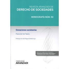 Donaciones societarias (monografía asociada RDS 50 2021)
