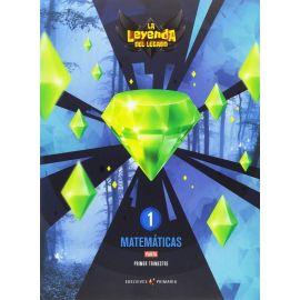 Matemáticas 1. Pauta (Trimestres) + Licencia digital
