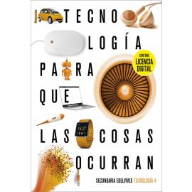 Tecnología 4. Con licencia digital