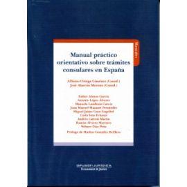 Manual Práctico Orientativo sobre Trámites Consulares en España