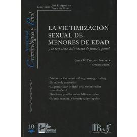 Victimización Sexual de Menores de Edad y la Respuesta del Sistema de Justicia Penal