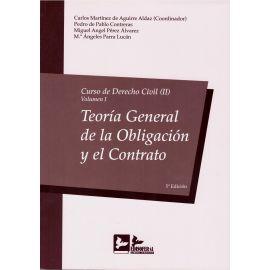 Curso de Derecho Civil, 02/01. 2018. Teoría General de la Obligación y el Contrato