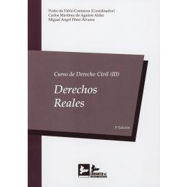 Curso de Derecho Civil, 03. Derechos Reales 2020