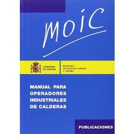 Manual para Operadores Industriales de Calderas. 2012.