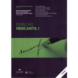 Derecho Mercantil I, 2015