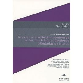 Impulso a la Actividad Económica en los Municipios: Cuestiones Tributarias de Interés