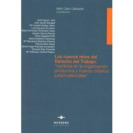 Nuevos Retos del Derecho del Trabajo: Cambios en la Organización Productiva y Nuevos Criterios Jurisprudenciales
