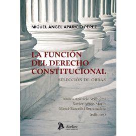 Función del Derecho Constitucional