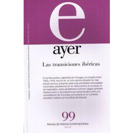 Revista Ayer Nº 099 Las Transiciones Ibéricas Revista de Historia Contemporánea 2015 (3)