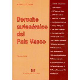 Derecho Autonómico del País Vasco