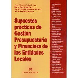Supuestos prácticos de gestión presupuestaria y financiera de las entidades locales