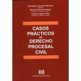 Casos Prácticos de Derecho Procesal Civil