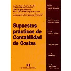 Supuestos Prácticos de Contabilidad de Costes