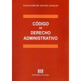 Código de Derecho Administrativo 2020