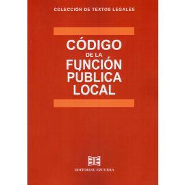Código de la Función Pública Local 2020