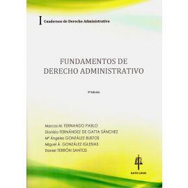 Fundamentos de Derecho Administrativo. Cuadernos de Derecho Administrativo I