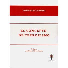 Concepto de terrorismo