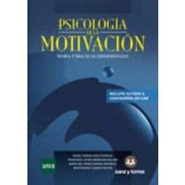 Psicología de la motivación. Teoría y prácticas experimentales