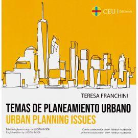 Temas de Planeamiento Urbano Urban Planning Issues