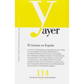 Revista Ayer Nº 114 (2019). El turismo en España