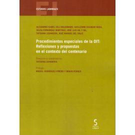 Procedimientos especiales de la OIT: Reflexiones y propuestas en el contexto del centenario