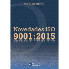 Novedades ISO 9001: 2015