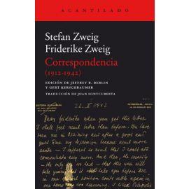 Correspondencia (1912-1842)