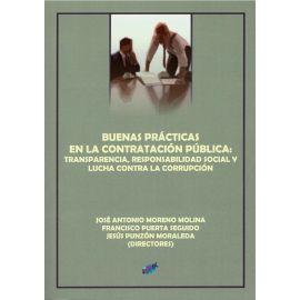 Buenas Prácticas en la Contratación Pública: Transparencia, Responsabilidad Social                   y Lucha Contra la Corrupción