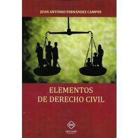 Elementos de Derecho Civil 2016