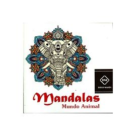 Mandalas. Mundo Animal