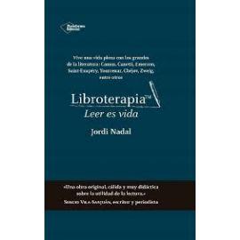 Libroterapia. Leer es vida