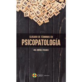 Glosario de términos en psicopatología