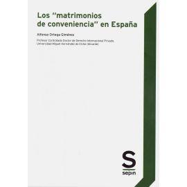 Matrimonios de Conveniencia en España