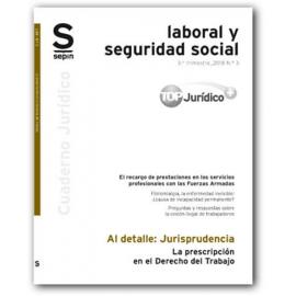 Prescripción en el Derecho del Trabajo