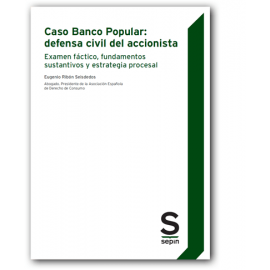Caso Banco Popular: defensa civil del accionista