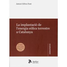 Implantació de l´Energia Eòlica Terrestre a Catalunya